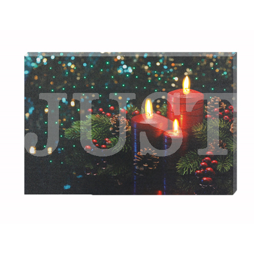 Led&Fiber Optic Canvas Printing JTM1021