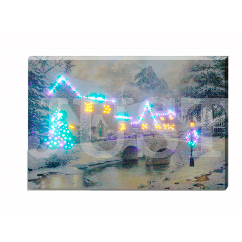 Led&Fiber Optic Canvas Printing JTM1121