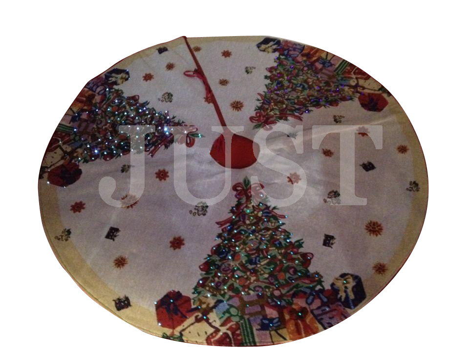 Fiber Optic Tree Skirt JTT1002